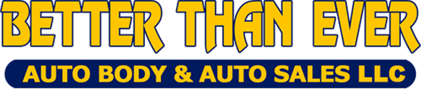 Better Than Ever Auto Body & Auto Sales LLC - logo